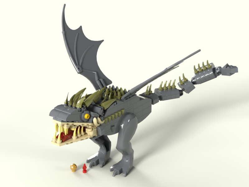 LEGO IDEAS - Magical Builds of the Wizarding World
