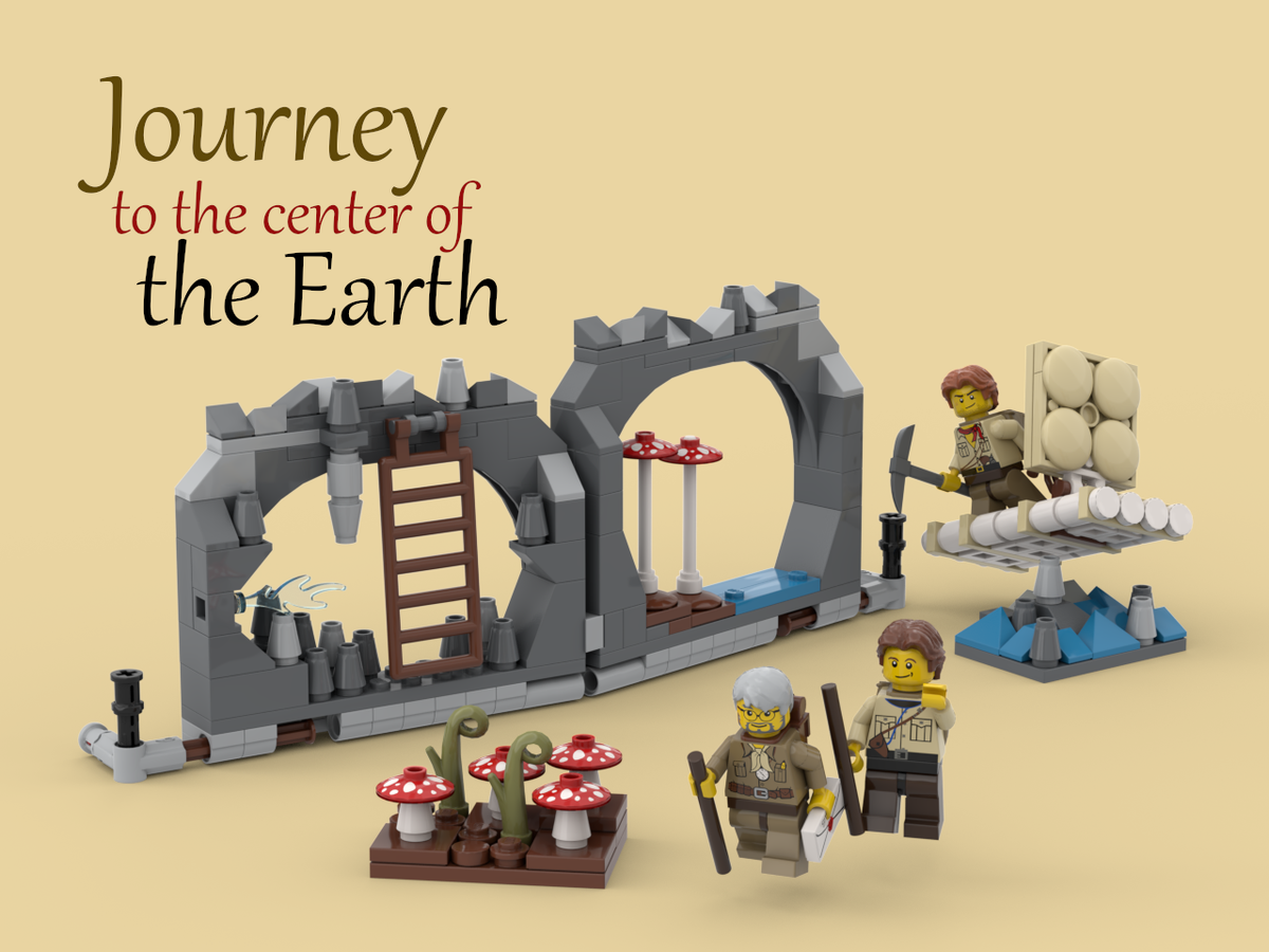 story of journey to the center of the earth