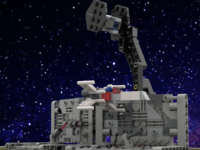 LEGO IDEAS - Create a Bricktastic Pop-Up Story! - Star Wars