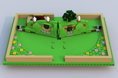 LEGO IDEAS - Create a Bricktastic Pop-Up Story!