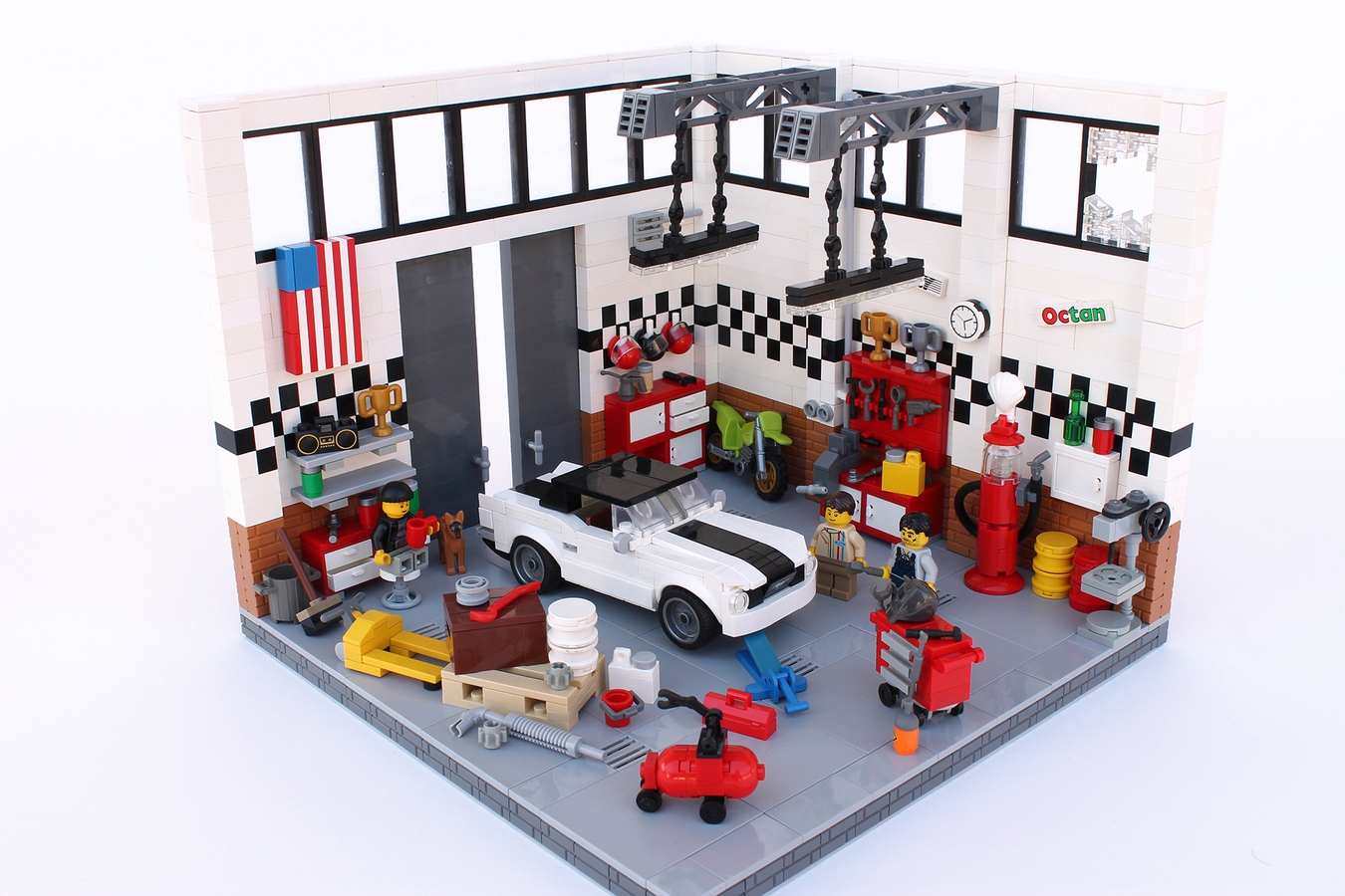 LEGO IDEAS - Celebrate your favorite Ford Mustang in a