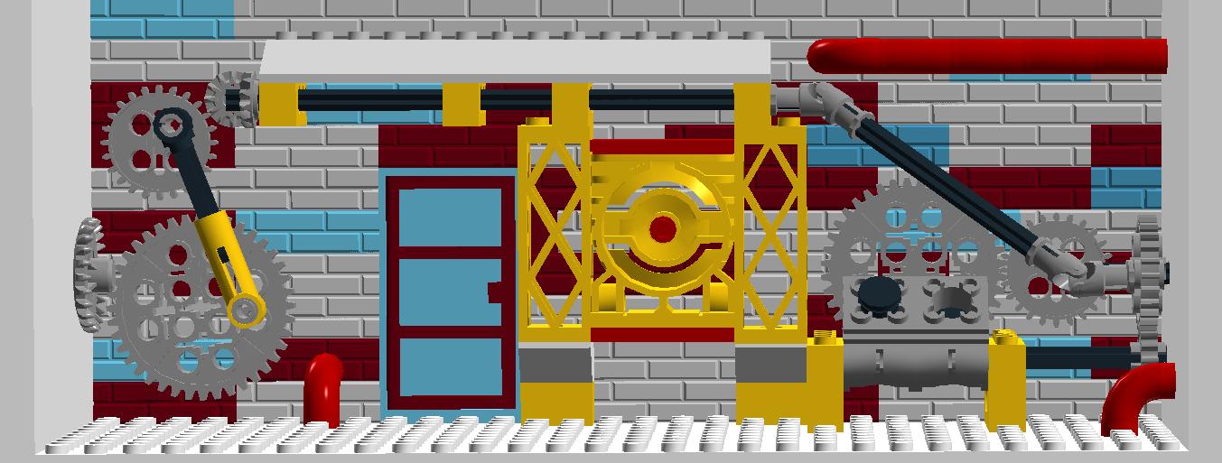 LEGO IDEAS - Design a virtual floor for the LEGO Tower game