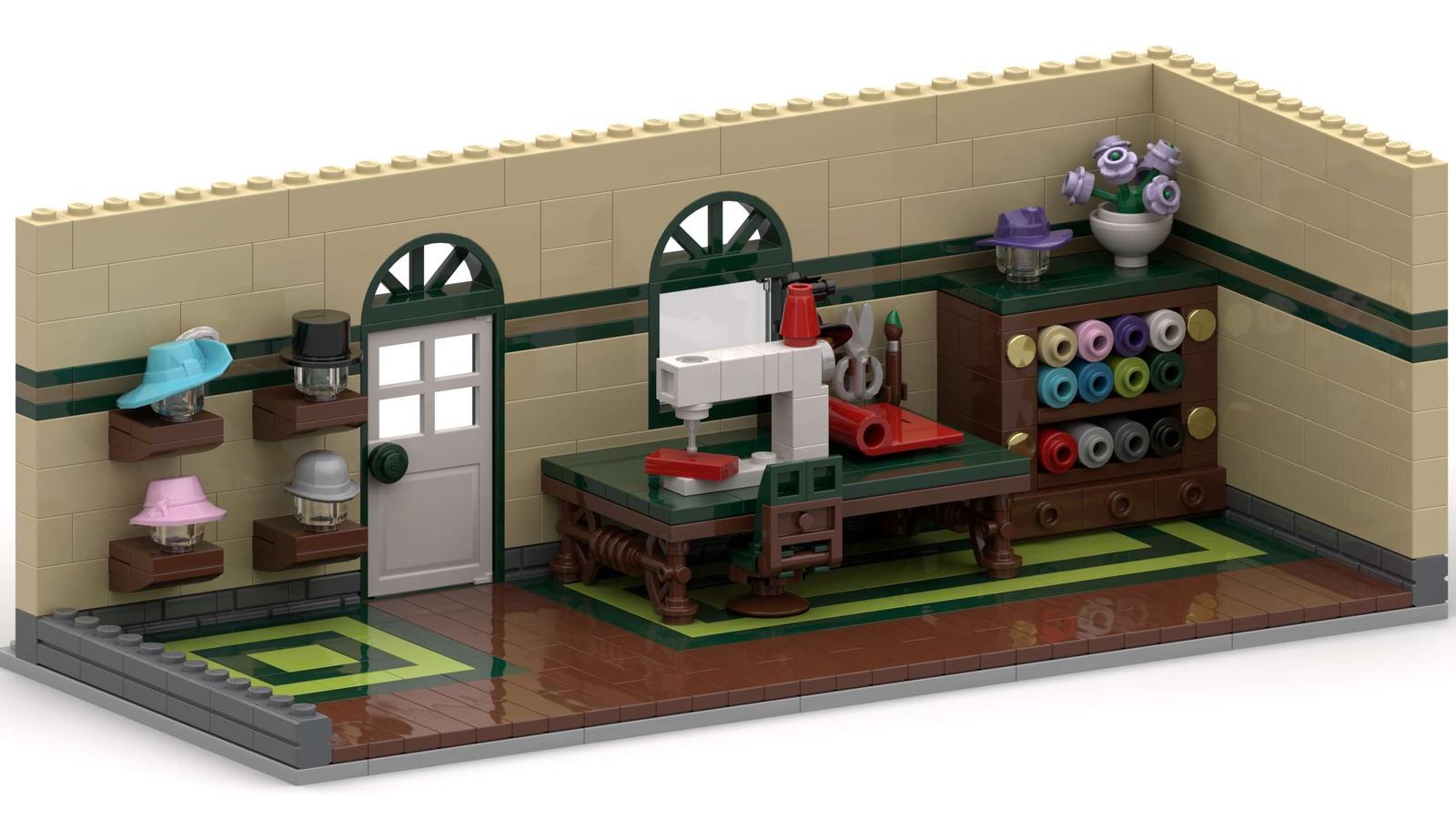 d6ba1af1c2e LEGO IDEAS - Design a virtual floor for the LEGO Tower game ...