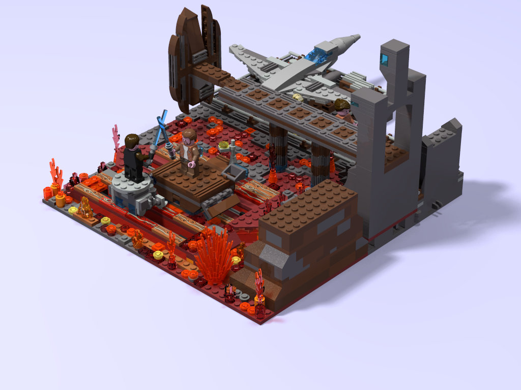 LEGO IDEAS - The Greatest Battles Built by You! - Duel on