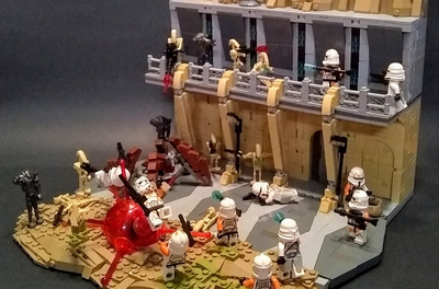 LEGO IDEAS - The Greatest Battles Built by You!