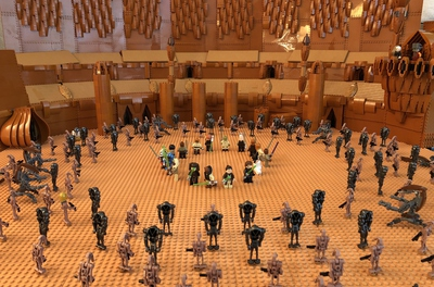 Lego Ideas Product Ideas Star Wars Arena Of Geonosis