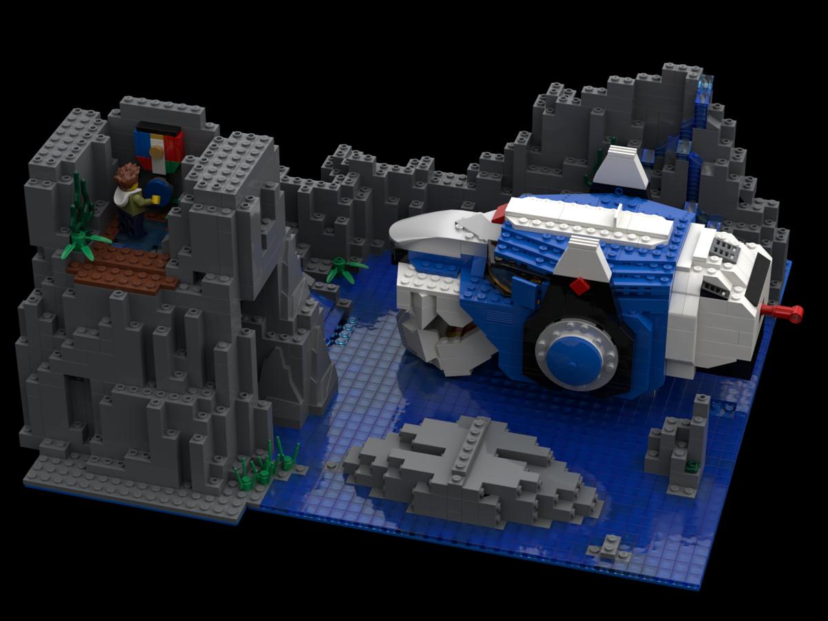 Lego Ideas Form Your Most Imaginative Voltron Scene Lances