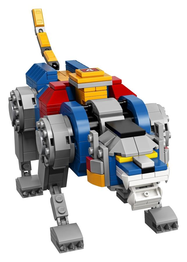 Lego Ideas Blog Introducing Lego Ideas 21311 Voltron