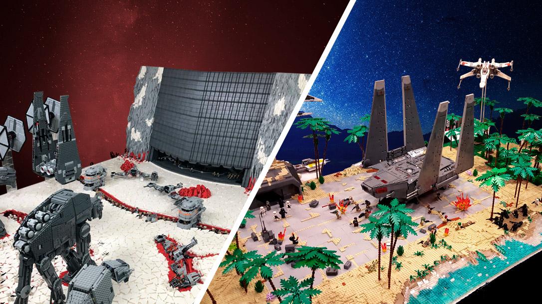 LEGO IDEAS - Blog - Contest Winners - The Greatest Battles