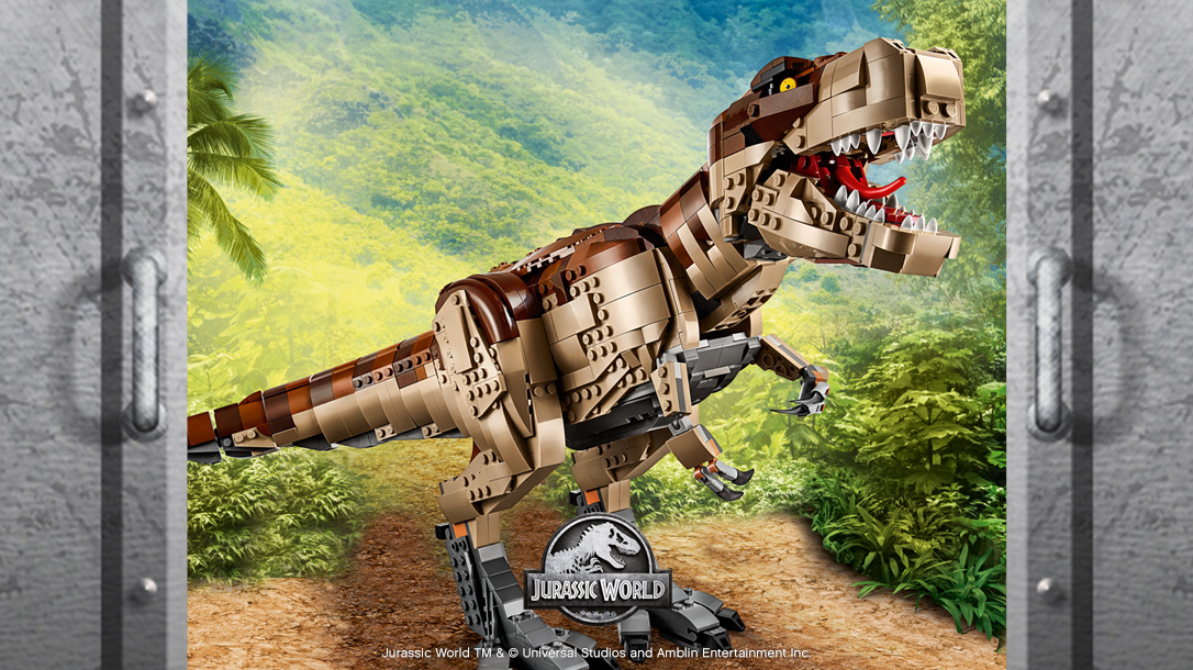 LEGO IDEAS - Blog - Unleash your own genetically modified