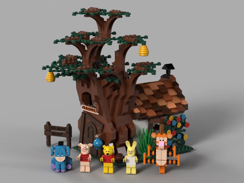 LEGO IDEAS: Zweite Review-Runde für 2019 bekanntgegeben (Robert Steinmetz) - 19