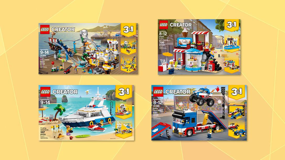LEGO IDEAS - Build an Add-on!