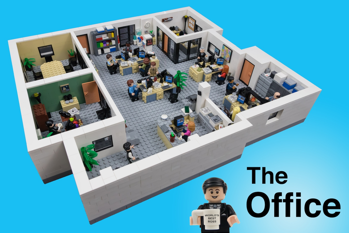LEGO IDEAS - Product Ideas - The Office - NBC