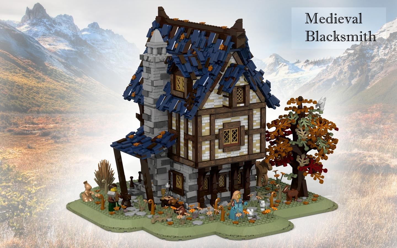 LEGO IDEAS: Zweite Review-Runde für 2019 bekanntgegeben (Robert Steinmetz) - 17