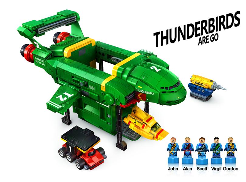 LEGO IDEAS: Zweite Review-Runde für 2019 bekanntgegeben (Robert Steinmetz) - 9