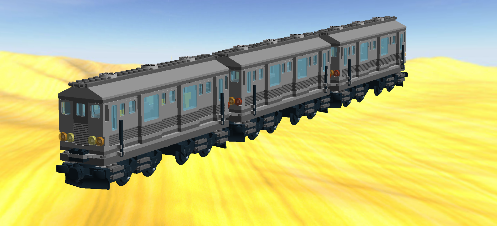 Lego Ideas Product Ideas Lego City Subway Express