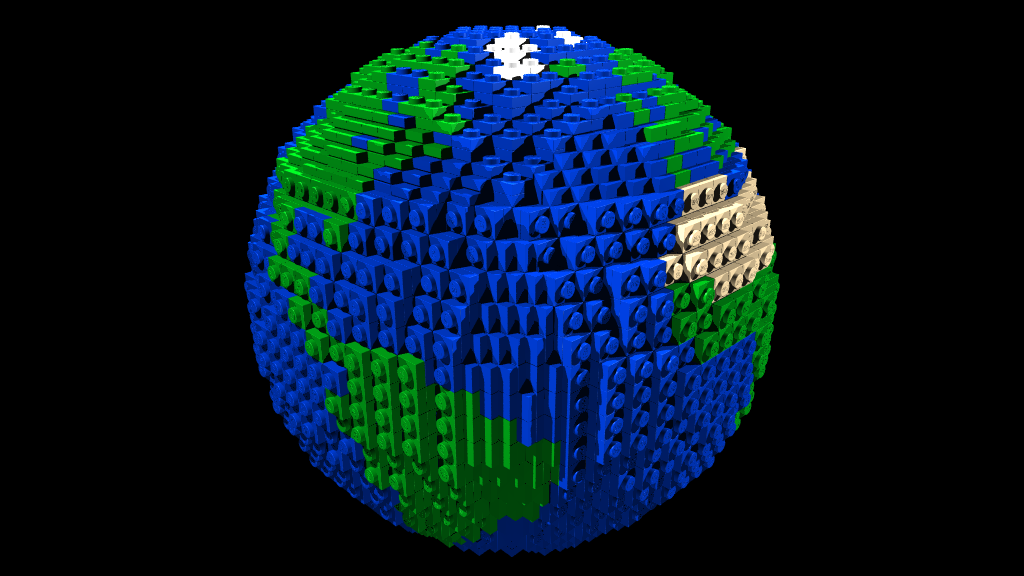 Lego Ideas Product Ideas Lego Globe Lowell Sphere Method