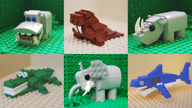 Lego Ideas Product Ideas The Ultimate Animal Collection