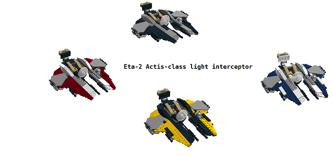 lego ideas product ideas eta 2 actis class light interceptor