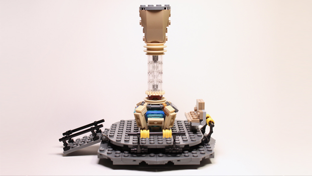 Lego Ideas Product Ideas Doctor Who 2005 2010 Tardis Console Room