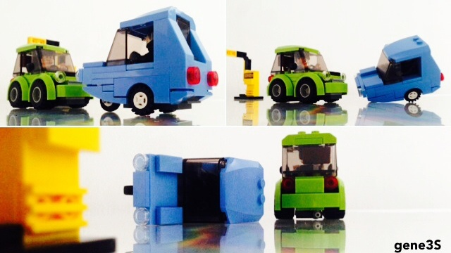 Lego Ideas Product Ideas Mr Bean Reliant Regal
