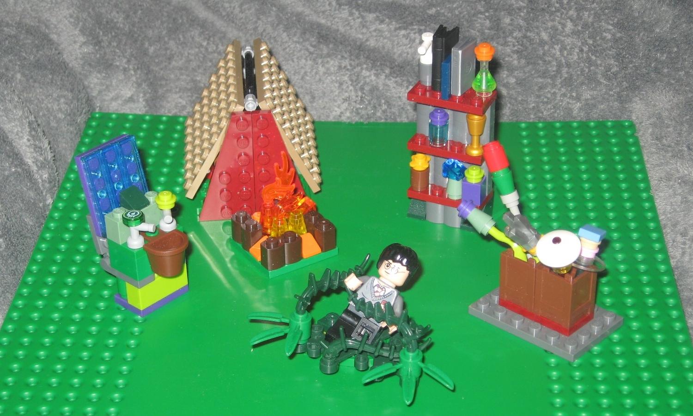 lego ideas product ideas harry potter advent calendar. Black Bedroom Furniture Sets. Home Design Ideas