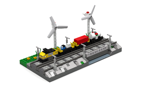Lego Ideas Product Ideas Classic Micro Trains