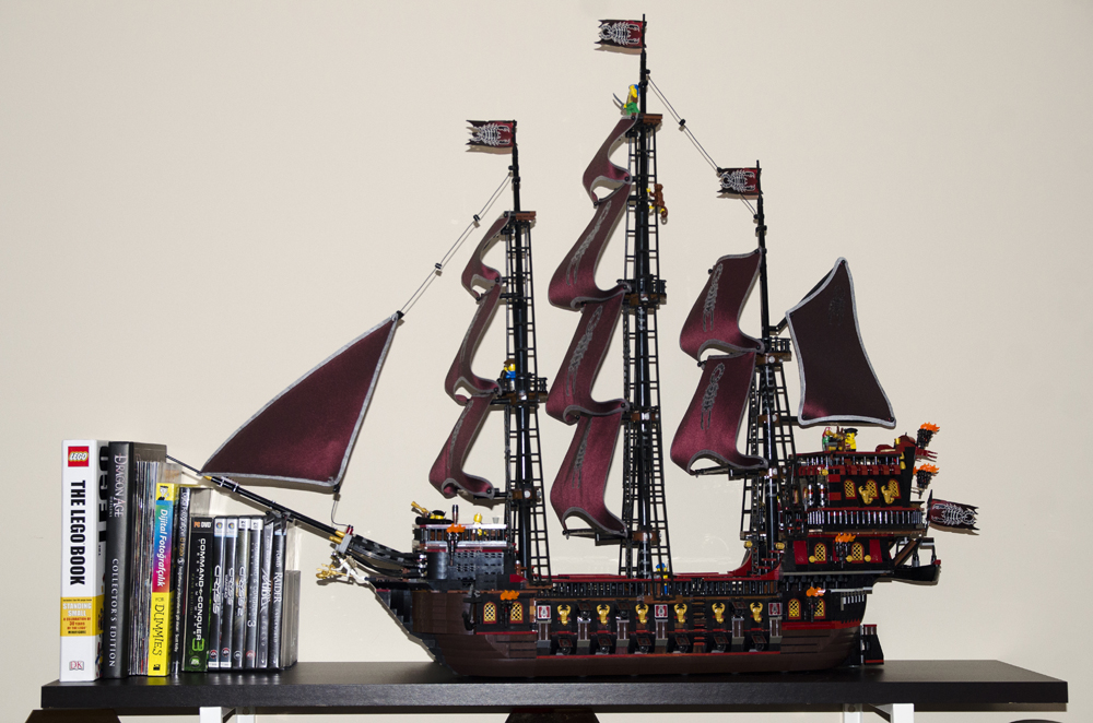 Lego Ideas Product Ideas Scorpions Soul Pirate Ship