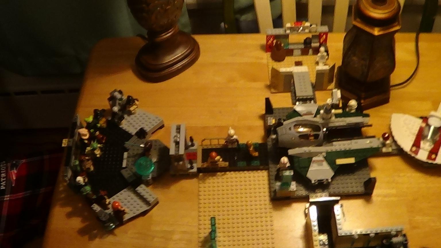 Lego Ideas Product Ideas Lego Star Wars The Jedi Temple