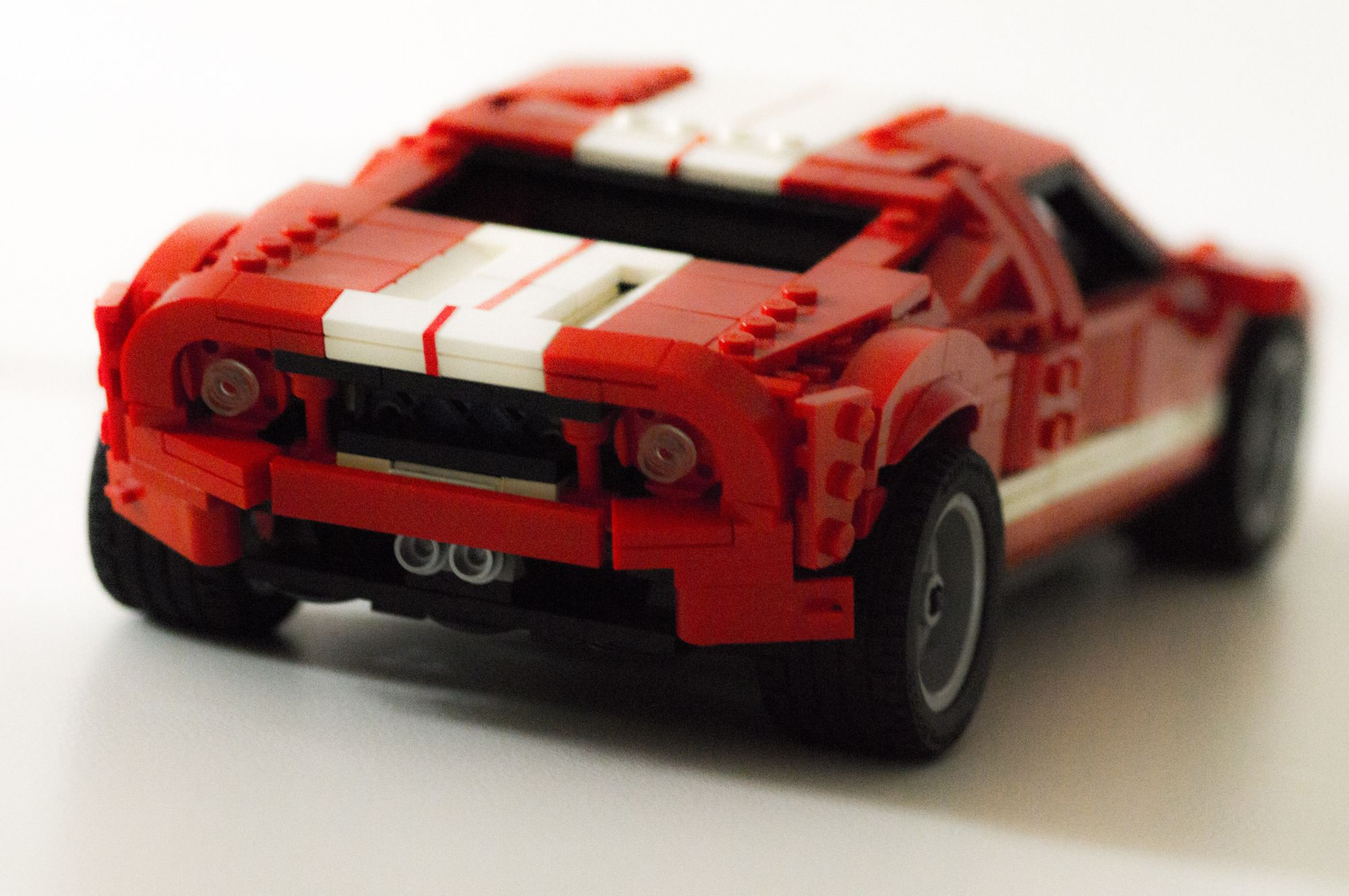 Lego Ideas Product Ideas Ford Gt