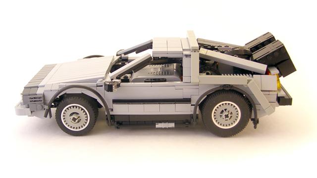 Lego Ideas Product Ideas Bttf Ucs Delorean Time Machine