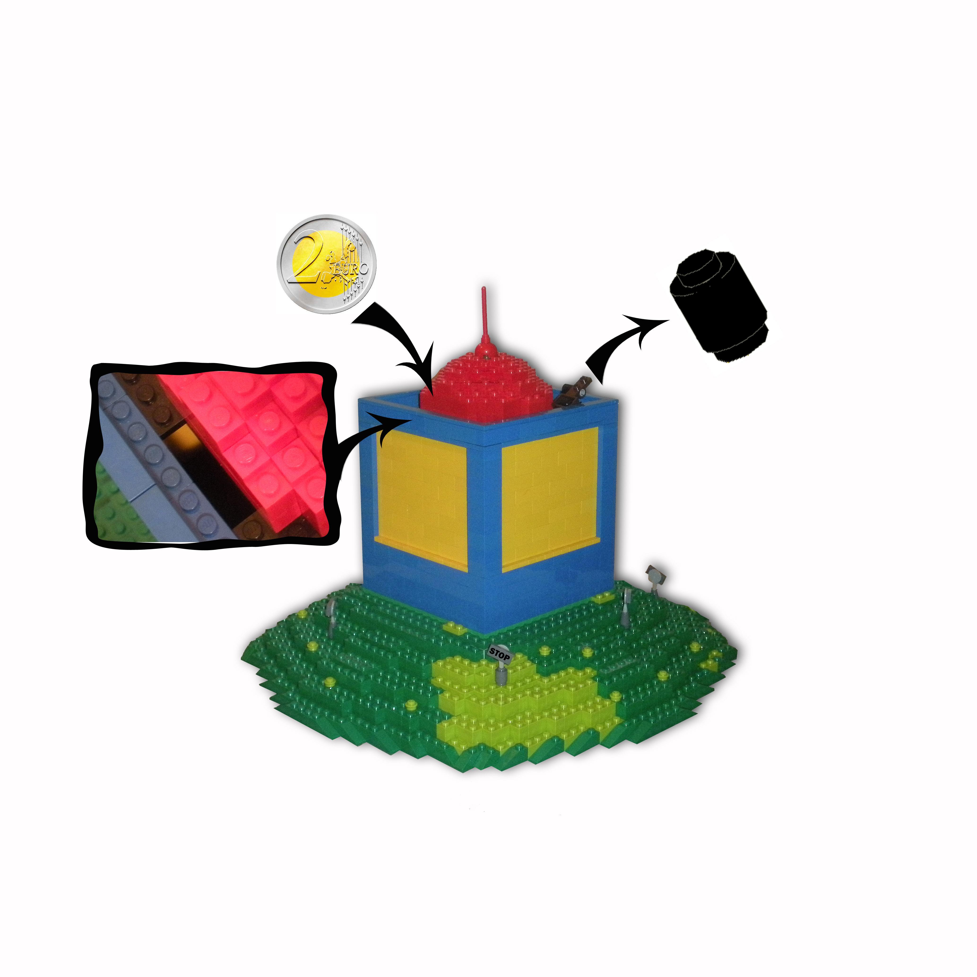 LEGO IDEAS - Product Ideas - UNCLE SCROOGE's MONEY BIN