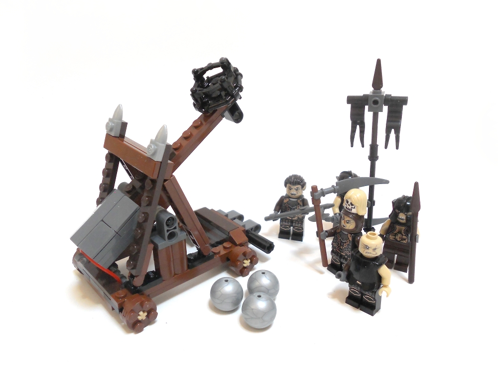 Lego Ideas Product Ideas Lord Of The Rings Set Minas