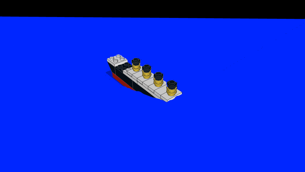 Lego Ideas Product Ideas Mini Rms Titanic