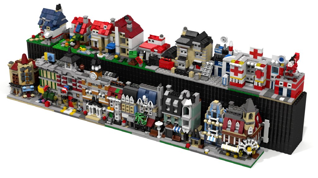 Lego Ideas Product Ideas Mini Creator House Upgraded