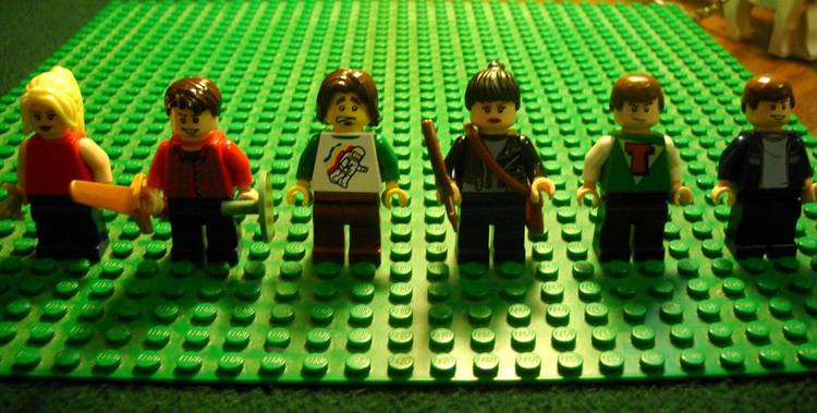 LEGO IDEAS - Product Ideas - Camp Half-Blood from Percy ...
