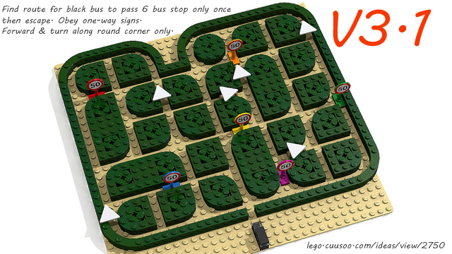 Lego Ideas Product Ideas Dynamic Maze Lego Games Puzzle Creator