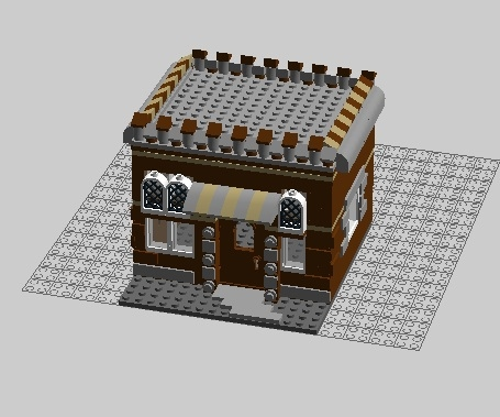 Lego Ideas Product Ideas Commercial Cabin