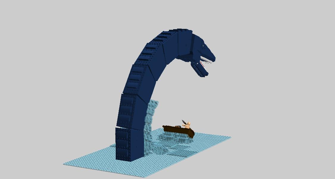 LEGO IDEAS - Product Ideas - UCS Leviathan