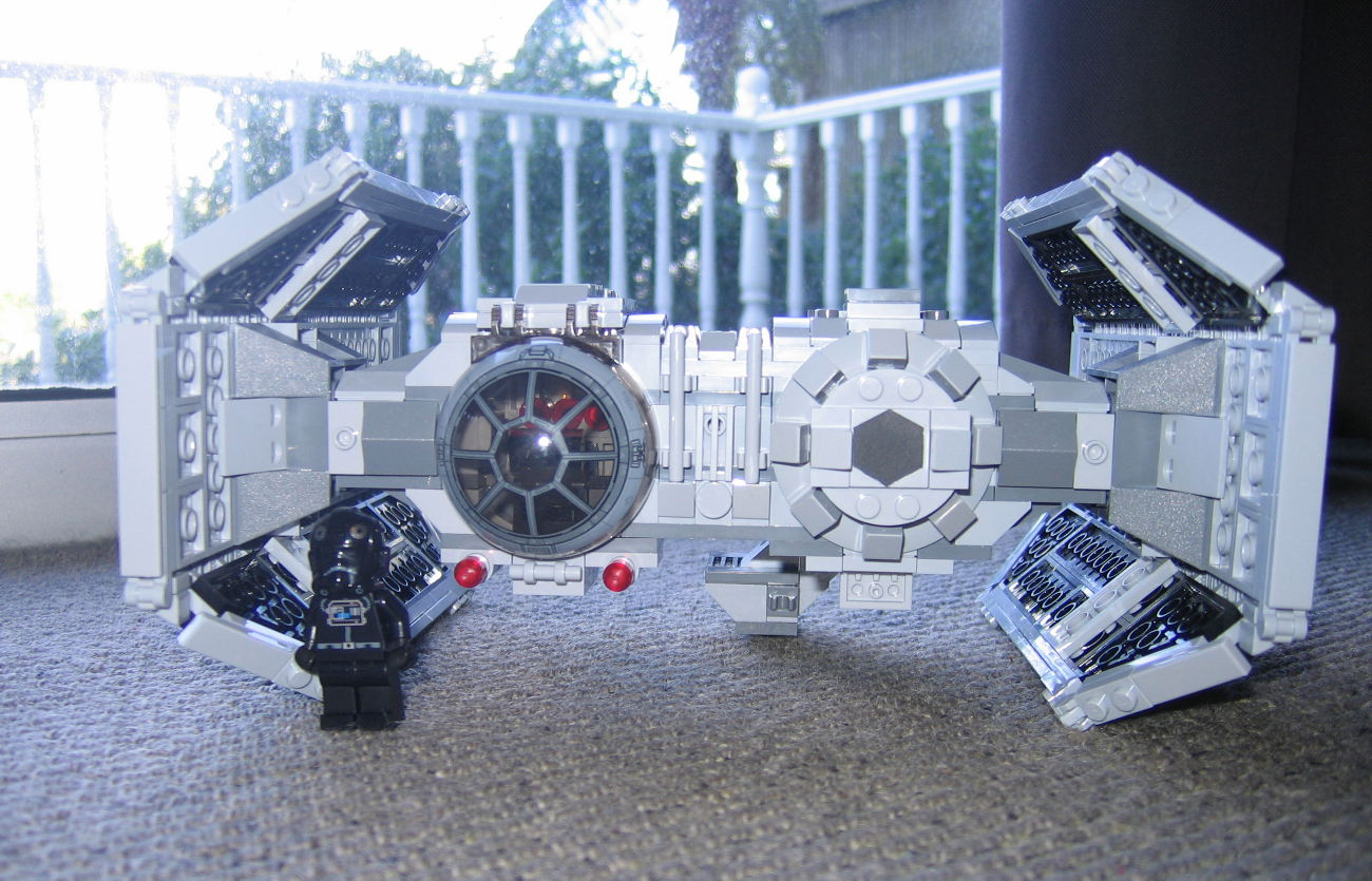 Lego Ideas Product Ideas Tie Bomber