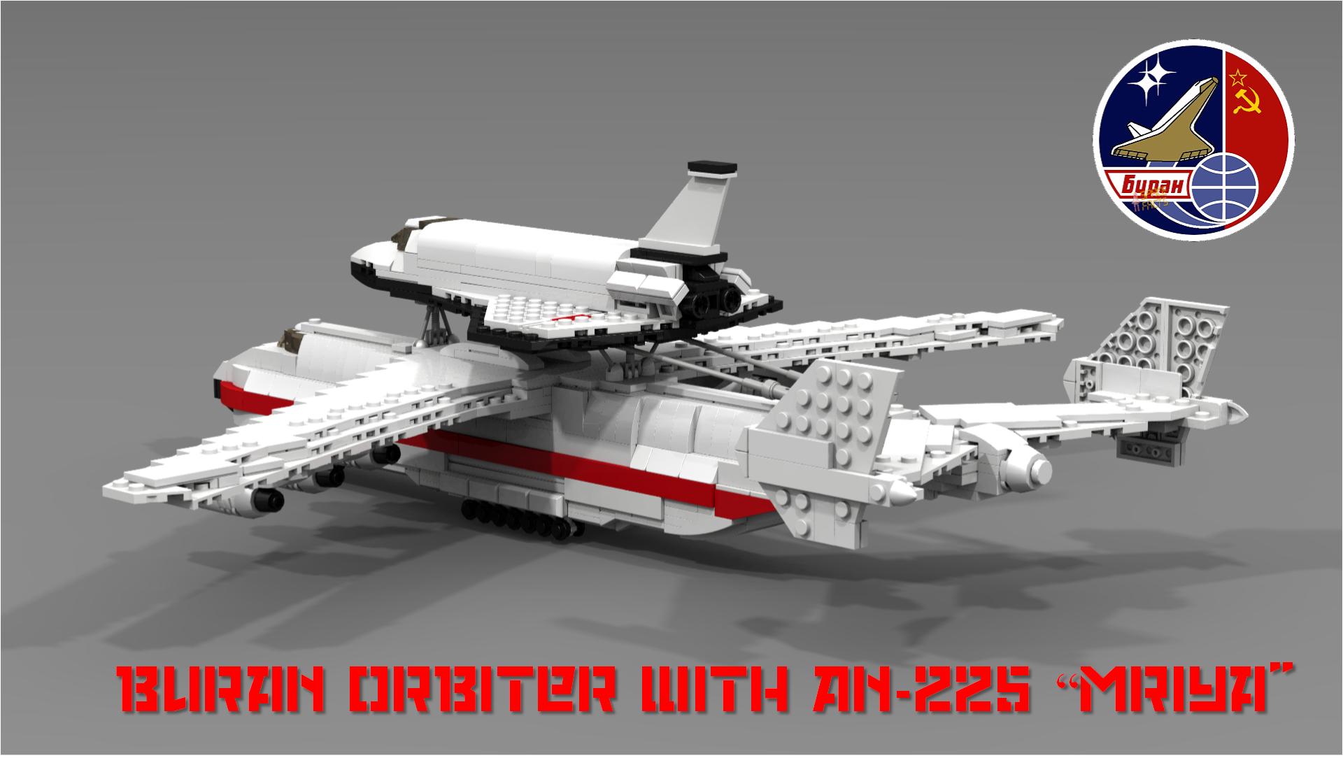 lego space shuttle orbiter - photo #11