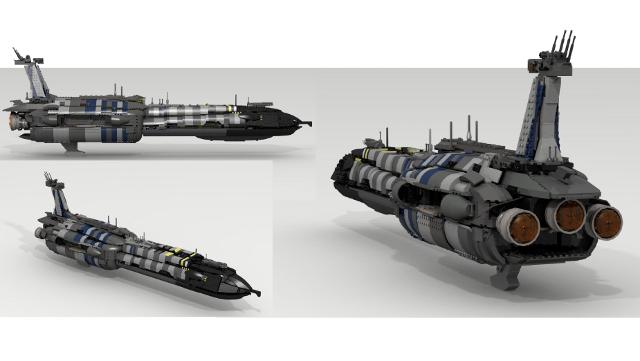 star wars providence class dreadnought