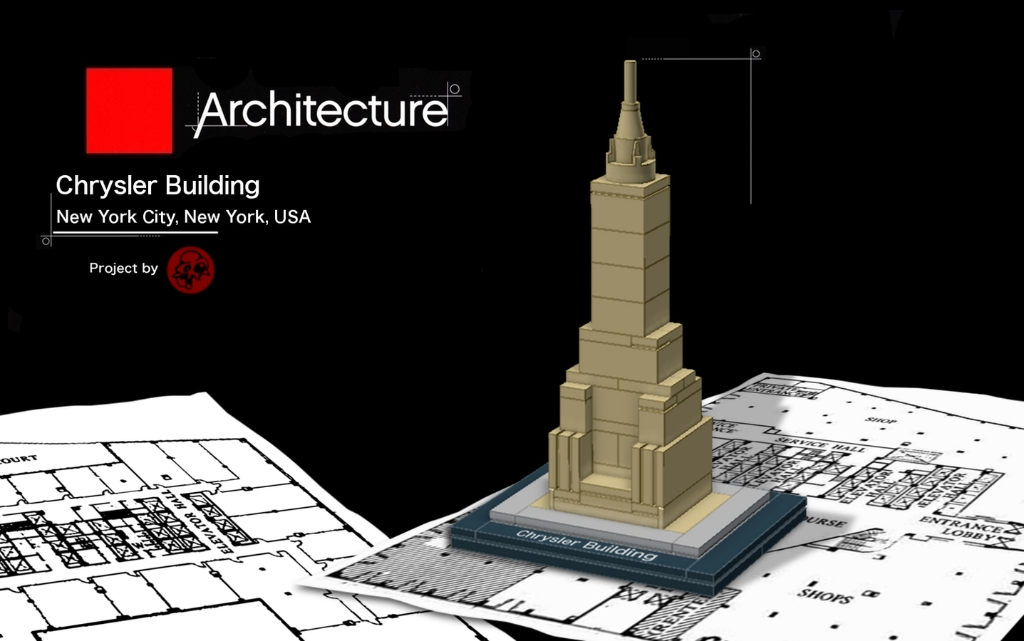 Lego Ideas Product Ideas Chrysler Building Lego Architecture
