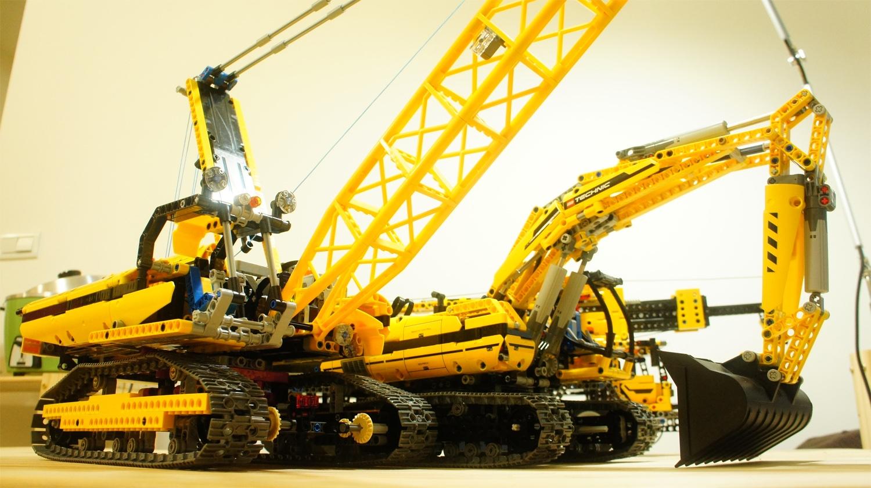 Lego Ideas Product Ideas Crawler Crane