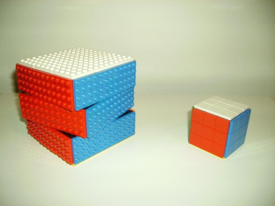 LEGO IDEAS - Product Ideas - Rubik's Cube