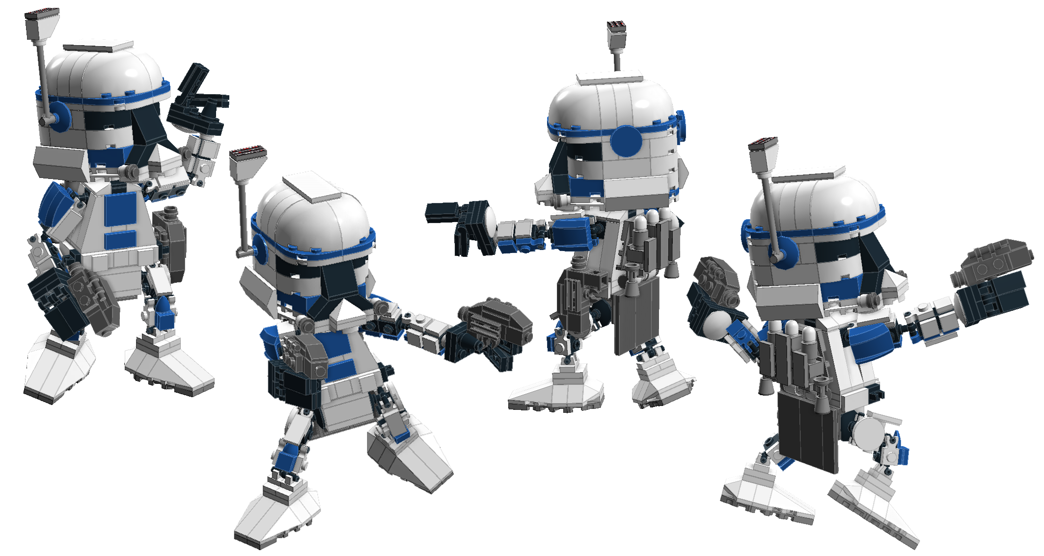 LEGO IDEAS - Product Ideas - Chibi Lego builds ( CHIBO'S