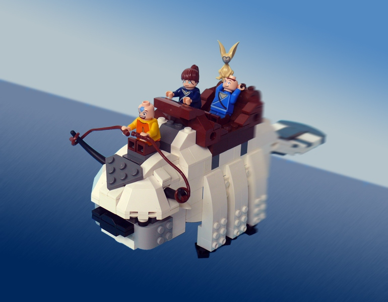 LEGO IDEAS - Product Ideas - Appa from Avatar: The Last