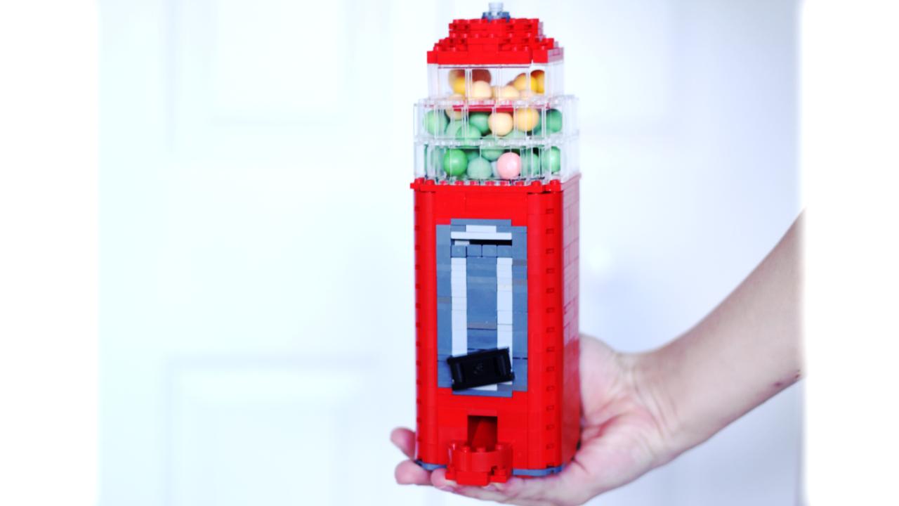 Lego Ideas Product Ideas Miniature Gumball Machine