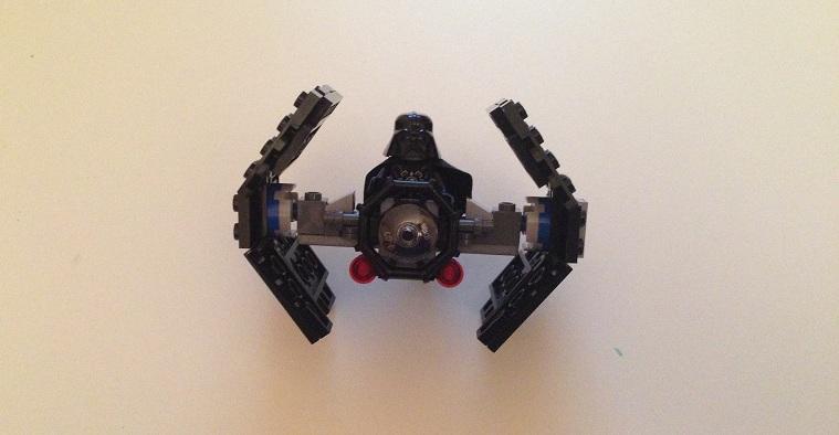 Lego Ideas Product Ideas Mini Darth Vader Tie Fighter Star Wars