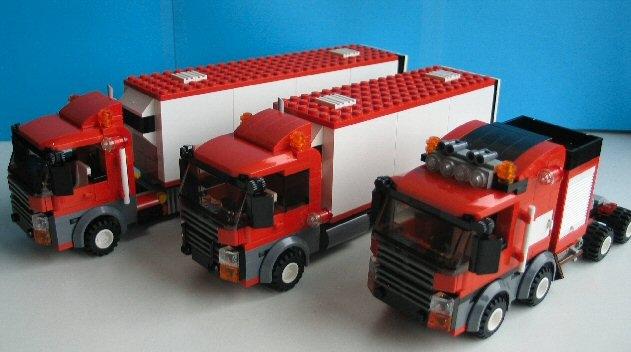 Lego Ideas Product Ideas Lego City Truck Serie